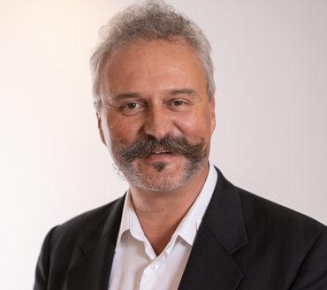 Immobilienmakler Hans Schuster