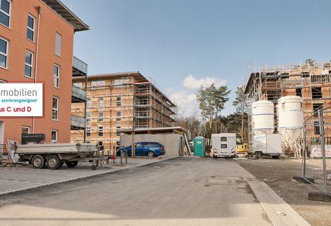 Projekte Im Bau Waldkraiburg Heimwerk Bauabschnitt 1 Robert Decker Immobilien 1