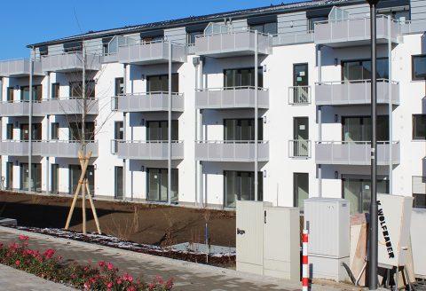 Referenzen Mehrfamilienhäuser Taufkirchen Vils Adamshof Robert Decker Immobilien