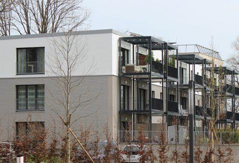 Referenzen Wohnanlage Mehrfamilienhaus Bad Aibling Mietraching Robert Decker 1