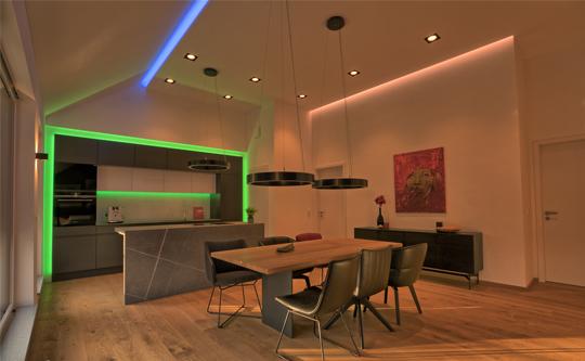 Lichtdesign Smarthome