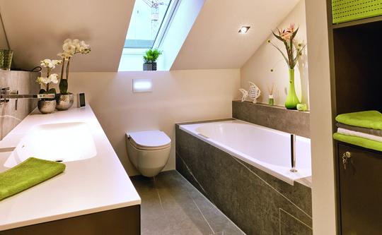 Smart Badezimmer
