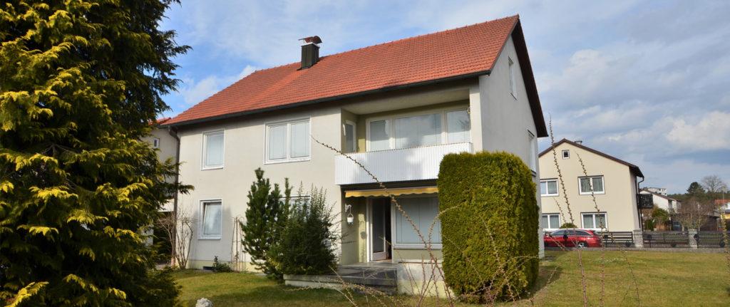 verkaufte Gebrauchtobjekte 2017 Garching an der Alz Zweifamilienhaus