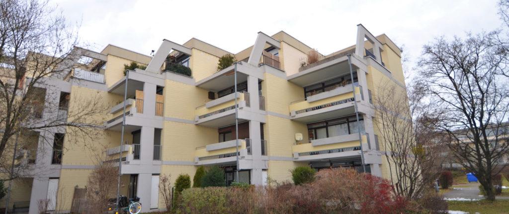 verkaufte Gebrauchtobjekte München Obermenzing 1Zimmerwohnung