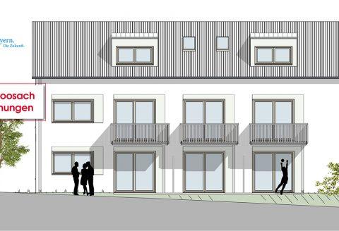 Projekte Im Bau Mehrfamilienhaus soziales Wohnen Moosach Grafing Robert Decker Immobilien 1