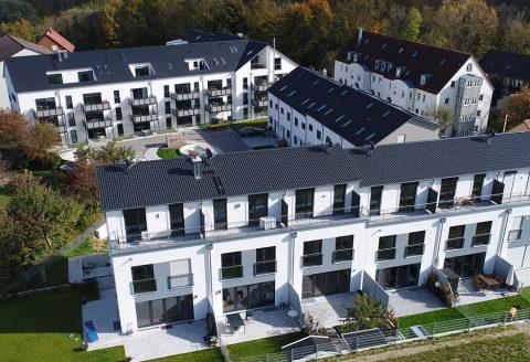 Projekte Reihenhäuser Freising Tuching Robert Decker Immobilien 1
