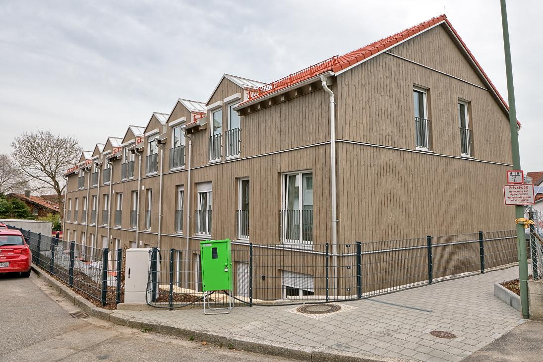 Sozialer Wohnungsbau Sozialwohnungen München