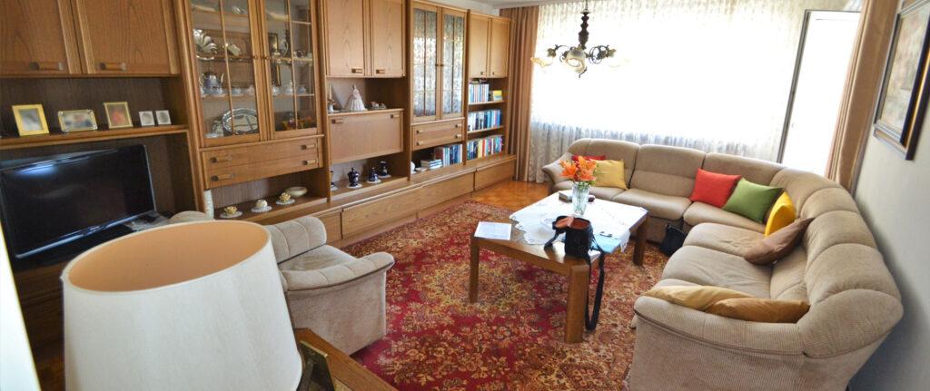 2-Zimmerwohnung in Waldkraiburg