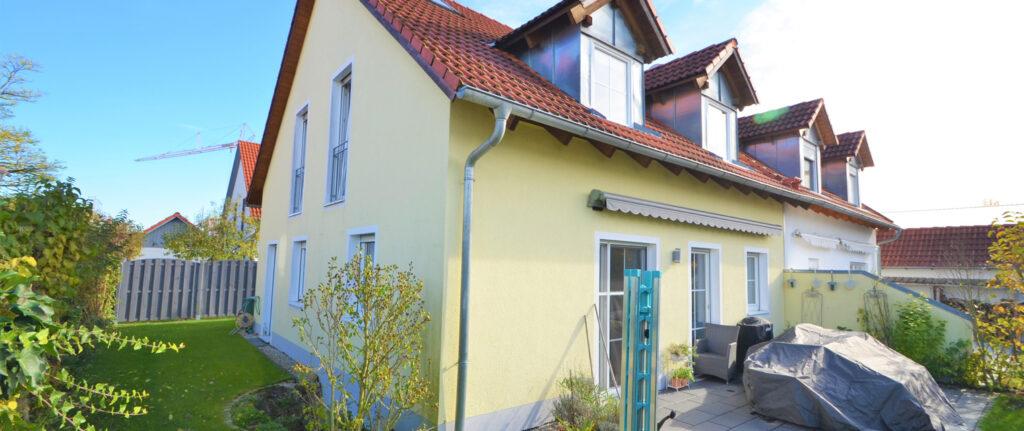 Doppelhaushälfte Neufahrn bei München